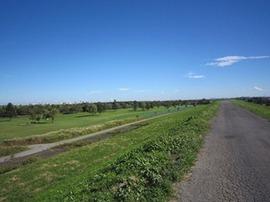 <p>写真:現在の荒川(埼玉県さいたま市西区)</p>