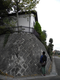 <p>写真:吉見町に残る水塚</p>