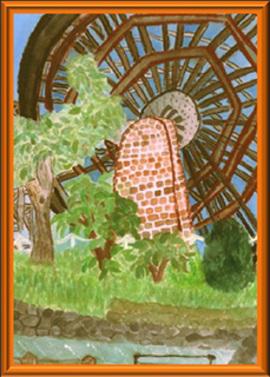 <p>埼玉県立川の博物館長賞<br /> 上尾市立東町小学校6年<br /> 鹿嶋 ことみ さんの作品</p>